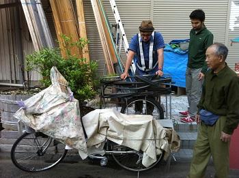 サイドカー付き電動自転車
