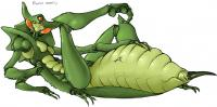 Queen mantis