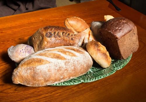 ゼルコバさんのパンその1