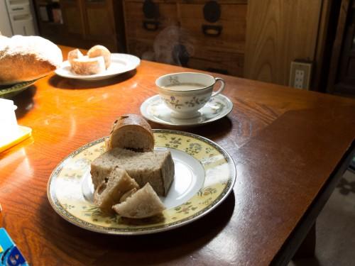 ゼルコバさんのパンその2