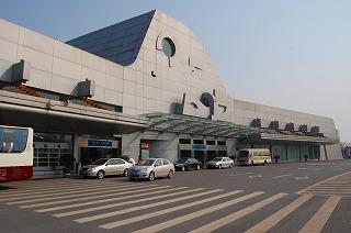 重慶の空港0319_4