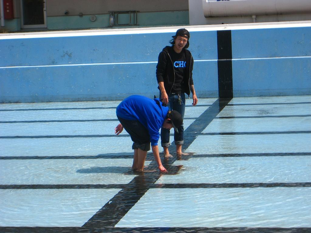 pool 123