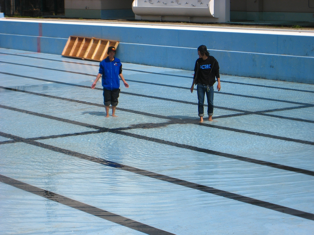 pool 122