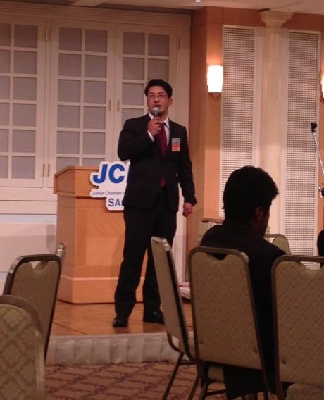 寒河江JC総会 (4)