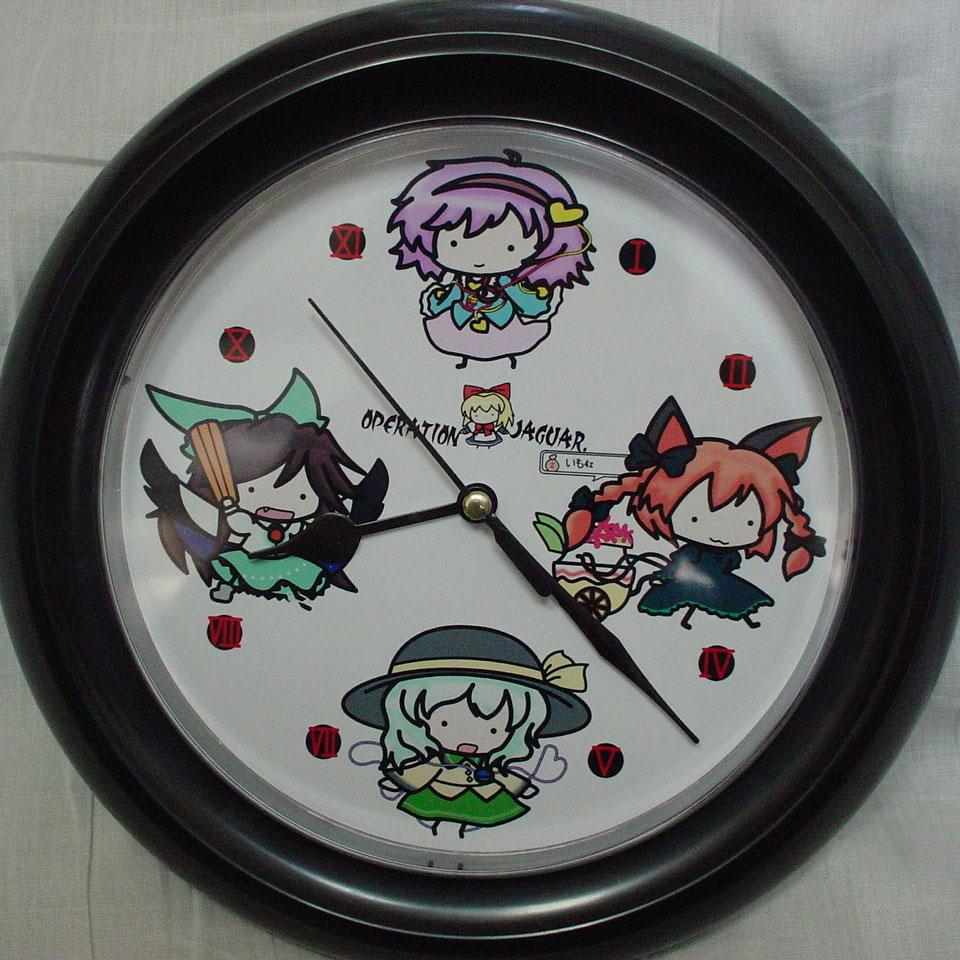 地霊時計d