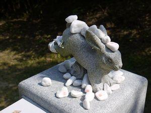 白兎神社うさぎ