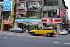 台湾のファミマ
