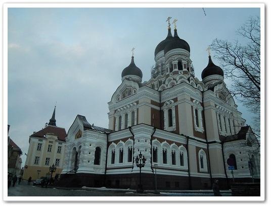 アレキサンダー・ネフロスキー大聖堂