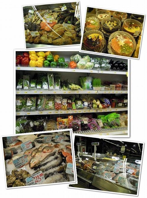 ヴィリュニスのスーパー