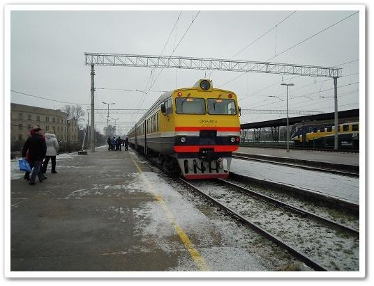 リーガ鉄道