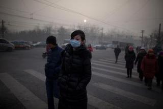 12日の北京市内