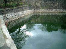 ◆ブログ:大阪城(三の丸の堀)6