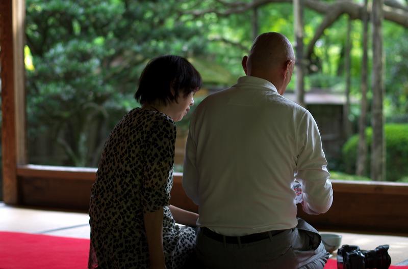 京都大原 宝泉院