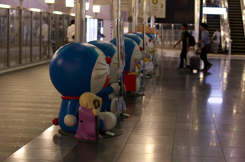 大阪ステーションシティ 時空の広場 ドラえもん