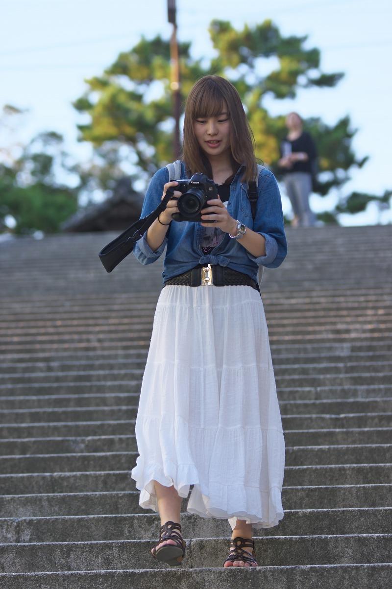 奈良 五十二段