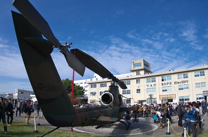エアーフェスタ60-52 八尾駐屯地 2014年