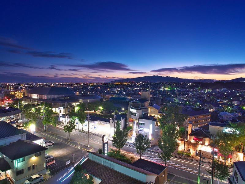 大阪府豊中市の夜景