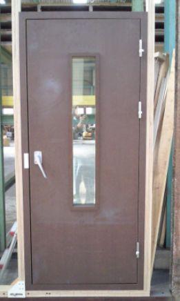 A-TEI door