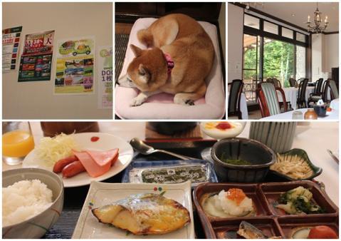カーロフォレスタ軽井沢 朝食