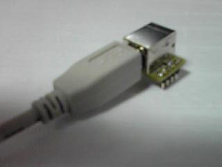 USBコネクタ1