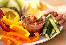 野菜を美味しく食べるソース