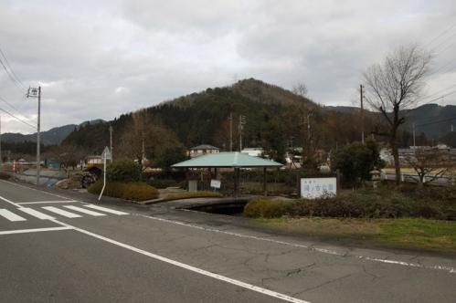 湯ノ古公園全景