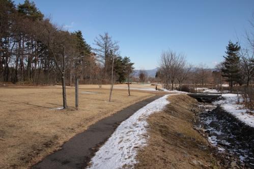 あづみの公園風景