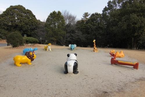 児童公園全景