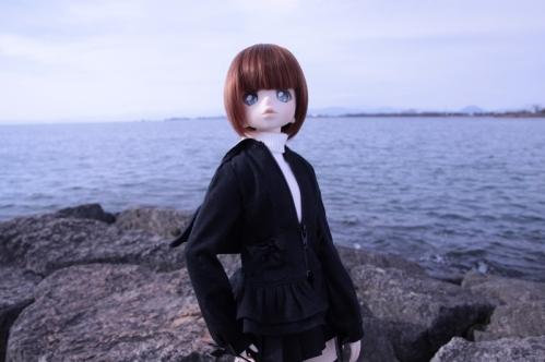 湖岸にて4