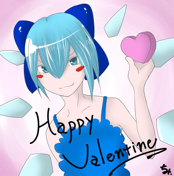 バレンタインチルノ