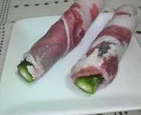 オクラの豚肉巻き2