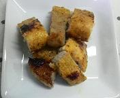 豚肉のカレー風味焼き(完)