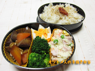 20120331 お弁当