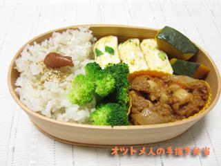 20121029 お弁当