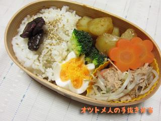 20130226 手抜き弁当