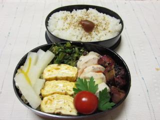 20111226お弁当