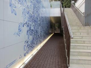 20120124 神椿 階段