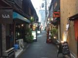 福島の路地