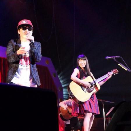 20140921miwaと若林ラップ