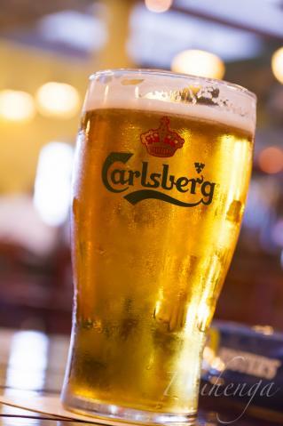 無論ビール