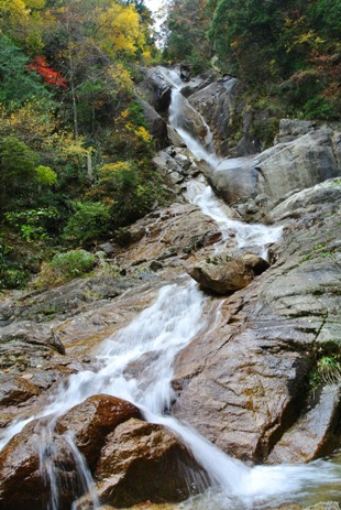 田立 うるう滝