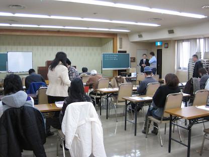 創業セミナー2011.01.29