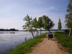 8138/13の野営地 Birzaiの湖畔_サイズ変更
