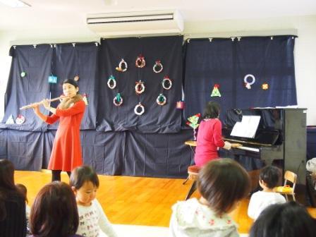 2012南野川クリスマスイベント