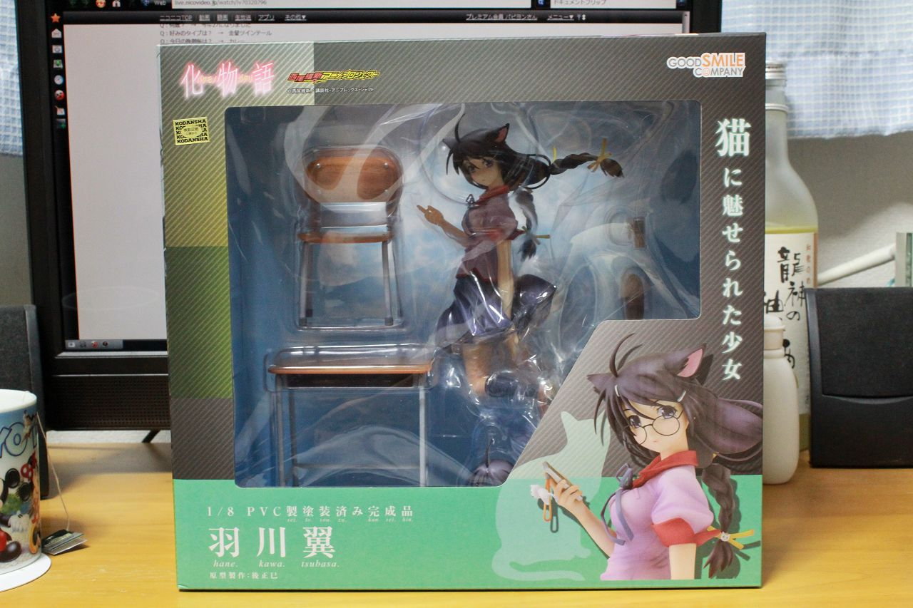 パピヨンの日記_20111109_羽川つばさフィギュア購入_03