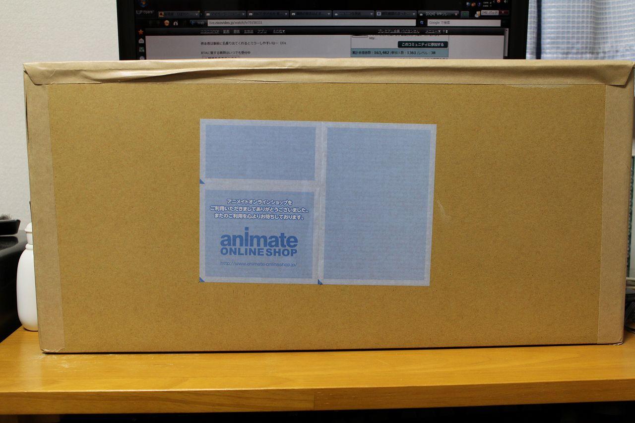 パピヨンの日記_20111223_化物語サントラ購入_01