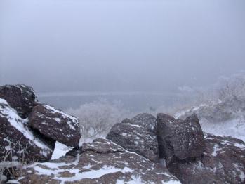 雪の大浪池 061 - コピー