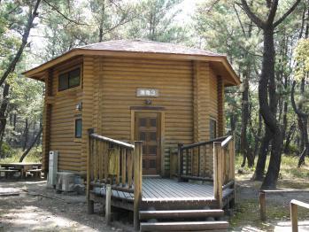 くにの松原キャンプ場 069