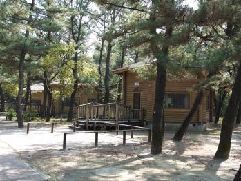 くにの松原キャンプ場 071