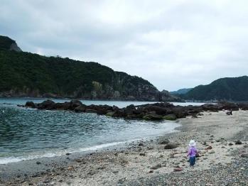 うわばキャンプ&海水浴 189
